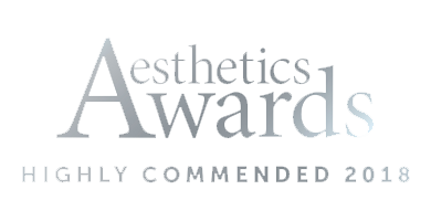 Aesthetics Awards - Highly Commended 2018