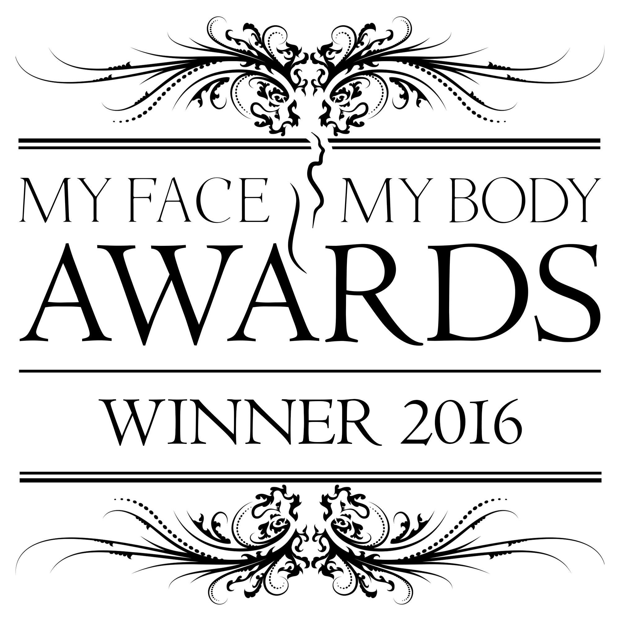 My Face My Body Awards Winter 2016